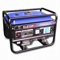 Quality EC Series Gasoline Generator with Four-Stroke, Air-Cooled, OHV Engine for sale