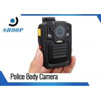 Quality Audio Video Bluetooth Police Body Mounted Cameras High Definition 32GB for sale
