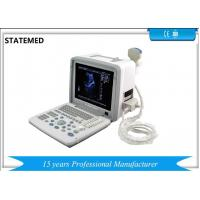 Buy Clinic Digital Ultrasound Scanner With Convex Probe For Abdomen High Precision at wholesale prices