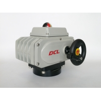 Quality DN50 Butterfly Valve Motorized 50Nm 3 Phase Actuator for sale