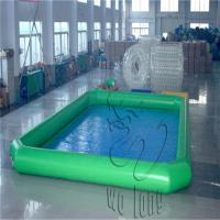 China 2018 Hot sale Inflatable swimming pool giant inflatable pools for kids or adults on sale
