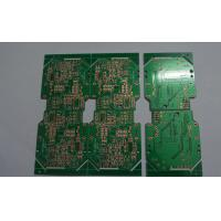Remote Control Electronics PCB Prototype Board For Automobile Customized Size