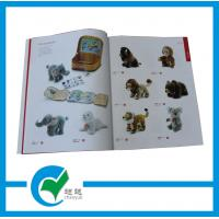 Quality 4 Color Softcover Custom Magazine Printing For Commercial Introduction Printing for sale