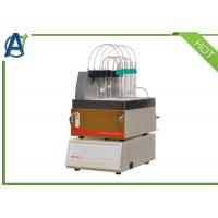 China Animal Oil Test Equipment Vegetable Fats Oxidative Stability Rancimat Test on sale