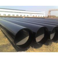 Quality ASTM A672 GR.B60 Class12 Longitudinal Welded Pipe for Pressure Vessels for sale