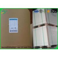 Size Customized Woodfree Offset Paper , 53 Gram 55 Gram Bond Printing Paper