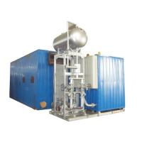 Industrial Horizontal Electric Thermal Oil Boiler High Efficiency , Automatic