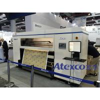 Quality Atexco Model X Sublimation Textile Printing Machine with 8 Industrial Printer Head, 5000 linear meter production per day for sale