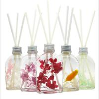China Dry Flower Essential Oil Fragrance Reed Diffuser Aromatherapy Room Diffuser on sale