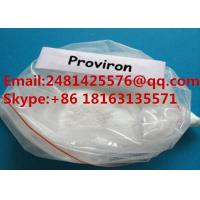 Buy cheap Safe Raw Anabolic Steroids Mesterolone Proviron Powder CAS 1424-00-6 For Muscle from wholesalers