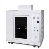 Quality IEC60695-11-5 IEC60695-2-2 Needle flame Tester Needle Flame Test Apparatus for sale