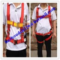 Quality Industrial safety belt& Fall protection,Style Belt & Harness Set for sale