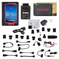 Quality Launch X-431 V 8inch Tablet Scanner Wifi/Bluetooth Full System Launch X431 V Diagnostic Tool for sale
