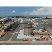 Quality Cryogenic Ethylene Full Containment LNG Storage Tank SS304 Main Material for sale