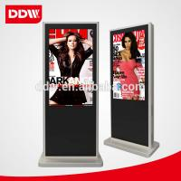 Quality 60 inch floor stand digital signage player, lcd advertising player for sale