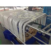 China Aksu Powder Coating CNC Bending Tubes with Holes for Aluminum Alloy Stair Chair on sale