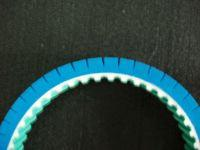 Quality Industrial rubber timing belt for sale