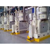 China 100TPD Soya Oil Press Machine with solvent extraction process on sale
