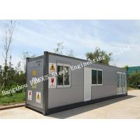 Quality Customized Modified Prefab Storage Containers Sandwich Panels Easy Installation for sale