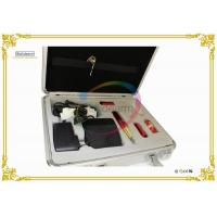 Good quality rechargeable battery permanent makeup tattoo machine with measure number