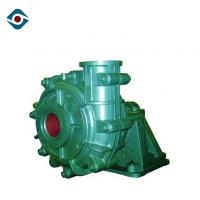 Quality Centrifugal Industrial Electrical Horizontal Slurry Pump Heavy Duty Support Frame for sale