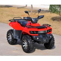 Quality Shaft Drive Four Wheels EEC Quad Bike Single Cylinder For Forest Road for sale