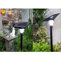 Quality 3.2v Outdoor Solar LED Garden Lights Wall Compound Lamp 2000 Times Charge Cycle for sale