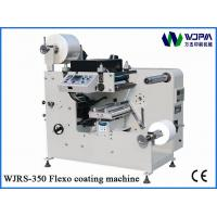 Buy cheap Automatic Flexo Coating Machine (WJRS350) from wholesalers