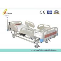 China Semi Electric Hospital Electric Beds Stable Reliable , Central-Control Brake System (ALS-ME01) on sale