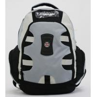 Ripstop Customized Sports Backpacks Rubber Screen Print Logo For Traveling