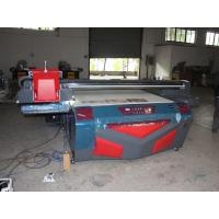 China 8 Color Digital UV Printers 1.5x1.3m Flatbed , Digital Printing Press Devices CE / CCC / SGS on sale