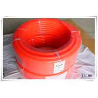 Quality Smooth round rubber belts / High tensile polyurethane cord 90A for sale