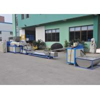 Buy Automatic crushing&loading side feeder recycling machine line LDS motor 5.5kw at wholesale prices