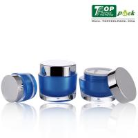 China Acrylic Containers For Creams And Lotions Durable Cosmetic Cream Packaging on sale