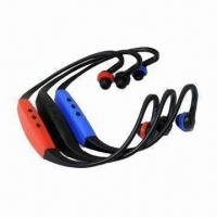 China Sport MP3 Players, Popular Model with 128MB to 16GB Memory Capacity, 20Hz to 20kHz Output Frequency on sale