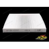 China Germany Genuine Original PM2.5 Resistant Pollen Car Cabin Air Filter 87139-YZZ07 For Japanese Car Lexus on sale