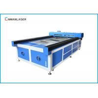 Quality Small Co2 Leather Laser Engraving Machine Unique With Automatic Double Head for sale