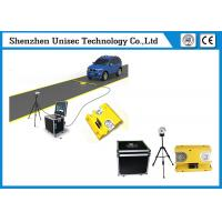 Buy cheap UNIQSCAN Manufacturer LPR Software Under Vehicle Inspection System Scanner For from wholesalers
