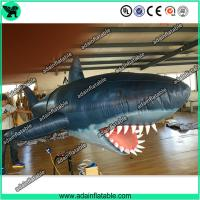 Buy cheap 3m Inflatable Shark with Blower for Indoor Event Stage Decoration,Inflatable from wholesalers