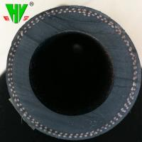 Quality China rubber hose distributors Hengyu sbr sandblast rubber hose for sale