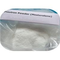 Effevtive Raw Powders Legal Muscle Building Steroids Mesterolone Proviron CAS 1424-00-6