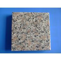 Buy cheap The cheapest Chinese Pearl Flower color Grey granite and G383 Granite tiles,Step from wholesalers