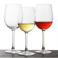 Quality 580ML crystal stemware wine glasses wholesale for sale