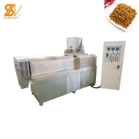 Quality Stainless Steel 180kg/H Dry Cat Food Pellet Making Machine for sale