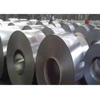 Quality 0.12MM - 30MM 316 Stainless Steel Strip , A36 Q235 SS400 Sheet Metal Strips for sale