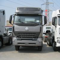 Quality HOWO A7  Prime Mover Truck and trailer ZZ4257N3247 semi truck mover for sale