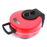 12 Portable Pizza Maker With Viewing Window And Optional Pizza Plate