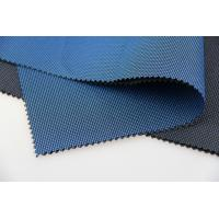 Quality 100% polyester 600*300 two yarn dyed thread plain oxford fabric with pvc coated for bag for sale