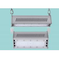 Buy Industrial Linear LED High Bay Light 100watt Warm / Cool White CE RoHS Approved at wholesale prices