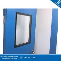 Quality Customized Pharmaceutical Clean Room Electric Driven Type For Electronics for sale